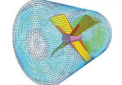 CESE Compressible Fluid Solver